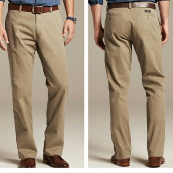 Banana Republic Other - Banana Republic men's chinos